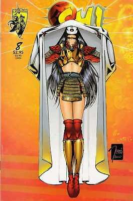 Shi: The Way of the Warrior #8 in Near Mint - condition. FREE bag/board