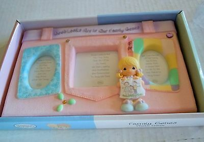 Precious Moments Family Genes Photo Frame 116326 - NIB