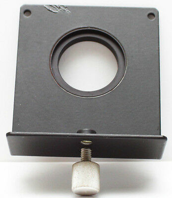 Vintage Omega Camera Lens Board Attachment For Omega B Enlargers