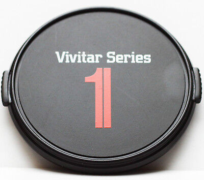 Vivitar Series 1 Front Lens Cap 58mm 58 mm Snap-On RARE