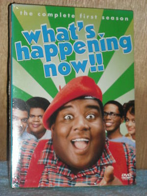 Whats Happening Now - The Complete First Season (DVD, 2007, 3-Disc Set)