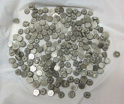 NOS Inco S Rounds Electrolytic Nickel Anode Material Electroplating Crowns