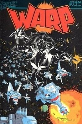 Warp #17 (Oct 1984, First Comics)