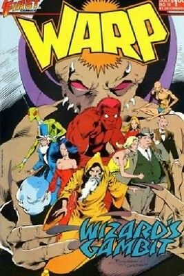 Warp #14 (Jul 1984, First Comics)