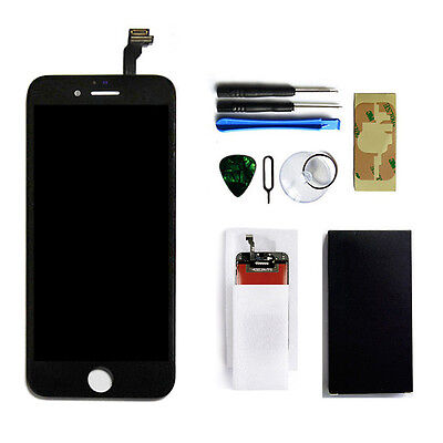 Black LCD Display+Touch Screen Digitizer Assembly Replacement for iPhone 6