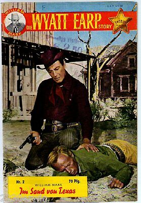 DIE WYATT EARP Story 02 / William Mark / (1961-1968 Hamburg)