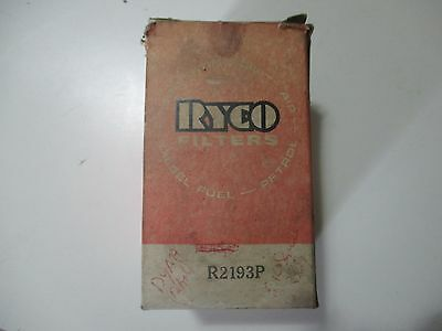 Ryco R2193P Oil Filter Toyota Crown 4 Cyl 63 - 68 Stout Dyna 63 - 74