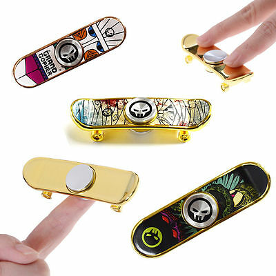 Finger Skateboard Fidget Spinner Tech Deck style Office Toy Aussie Seller Stock