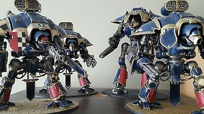Warhammer 40k Imperial Knights inc Forgeworld