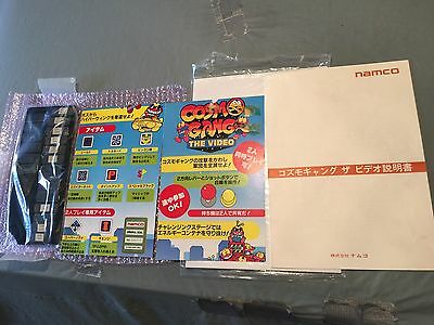 Namco Cosmo Gang The Video Original Rom KIT and Instructions Jamma