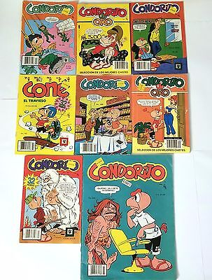 CONDORITO De Oro 8 MEXICAN COMIC BOOK LATIN PINUP MODEL Zine Art Underground