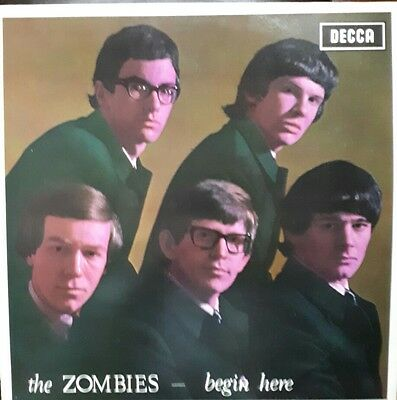 lp record by The Zombies,, Begin here