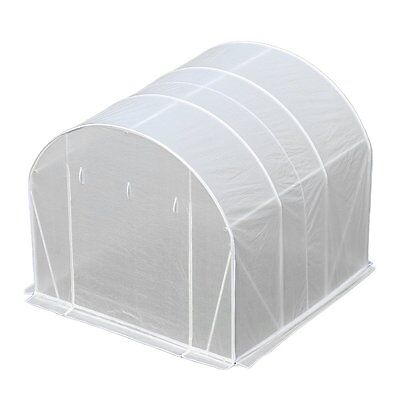 10x10x9 Ft Walk in Greenhouse Fully Enclosed Outdoor Plant Garden Greenhouses