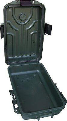 WATER RESISTANT SURVIVOR DRY KIT box SAS Case army bushcraft MTM CASE GARD small