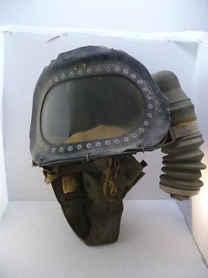WW2 Baby Gas Mask Stamped 1939