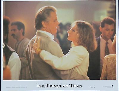 THE PRINCE OF TIDES  .. LOBBY CARD ..11X14  From the 1991 Film