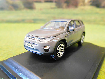 Oxford Land Rover Discovery Sport Corris Grey 1/76 76Lrds001
