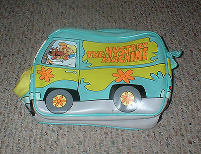 Vintage Scooby Doo Mystery Machine Lunch Bag
