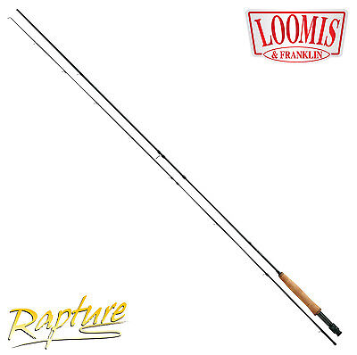 "12173230 Canna Loomis and Franklin Small Creek 7'6"" 2,13 m Pesca Mosca  CASG"