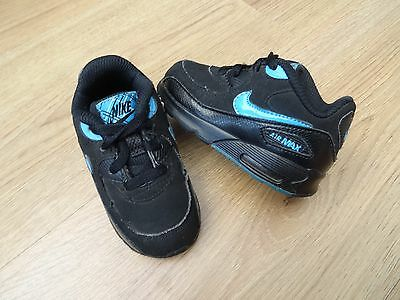 Baby Boys Size 5 Nike Air Max Trainers Shoes Eur 21.5