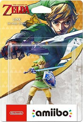 Nintendo amiibo Character Link Skyward Sword (Zelda Collection)