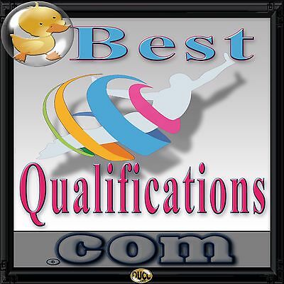 BestQualifications.com Domain for College, Loan, Staffing, Career, Credit, Tests