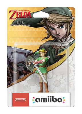Twilight Princess Link Amiibo Brand New Aus Stock