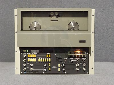 HP 3964A Reel to Reel Instrumentation Data Acquisition Tape Recorder