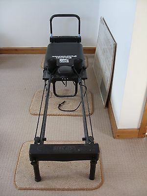 Pilates Machine with extension legs
