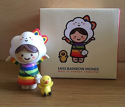 Miss Rainbow & Chicky Momiji - Brand New - Hand Numbered