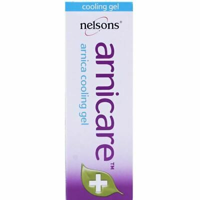 Nelsons Arnica Cooling Gel 30g 1 2 3 6 12 Packs