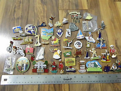 Vintage Jaycees Trading Pin Lot Many States & Topics #4