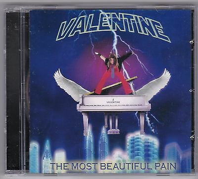 Valentine ‎– The Most Beautiful Pain RARE CD! FREE SHIPPING!