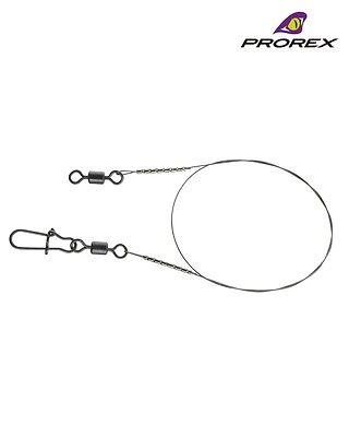 Daiwa Prorex PX Titanium Wire Trace NEW Lure Fishing Pike Trace *All Sizes*