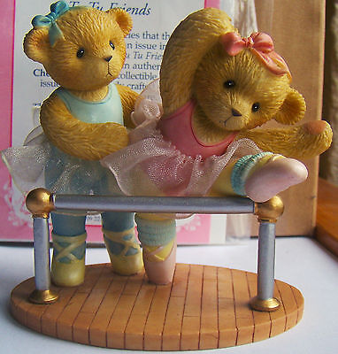Cherished Teddies Friends Give You Support When You Need It (V.H.T.F.)