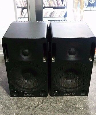 Genelec 1029a Active Studio Monitor Speakers (Pair)