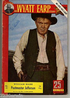 DIE WYATT EARP Story 80 / William Mark / (1961-1968 Hamburg)