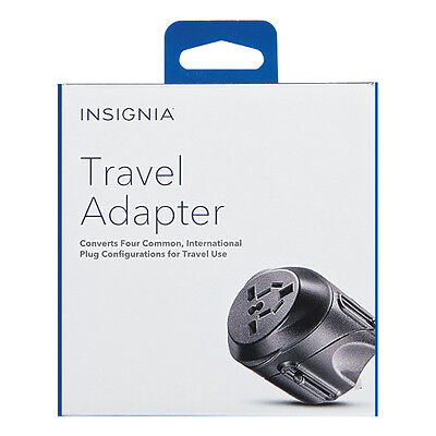 Insignia (NS-TADPT1-C) All-in-1 Universal Adapter