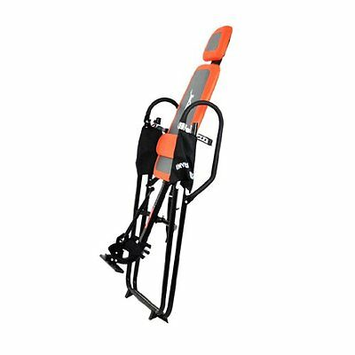 Emer Deluxe Padded Foldable Gravity Inversion Table EE-INVR-08B-ORG