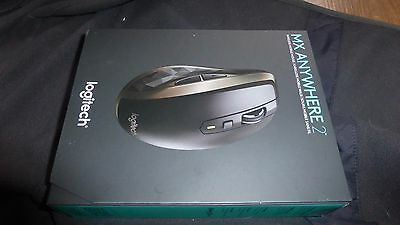 Logitech MX Anywhere 2 Mobile Wireless Mouse/Bluetooth Mouse for Windows and Mac