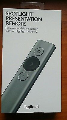 Logitech Spotlight Presentation Remote, free shipping