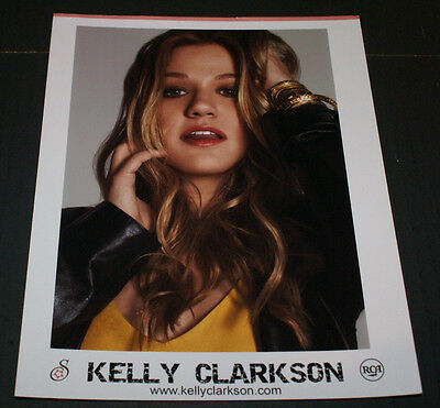 Kelly Clarkson 8X10 Glossy Photo Picture Image #1 Proto Print