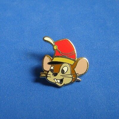 Timothy Mouse from Disney Auctions Disneyland Framed Map & Pin Set LE 50 RARE