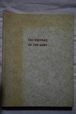 The Equinox of The Gods, by Aleister Crowley,H.B.