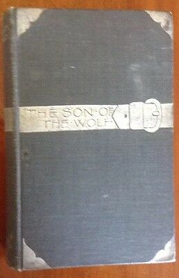 The Son Of The Wolf - Jack London - First Edition - 1900  - First Issue