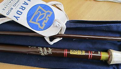Hardy Richard Walker 9ft 3in Reservoir Fly Rod Wonderful condition.