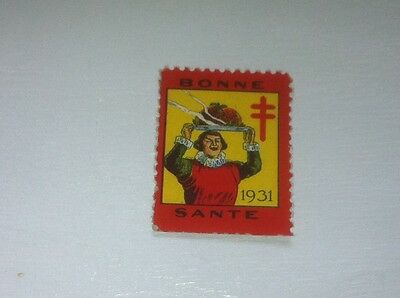 1931 collectible seal stamp