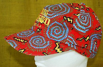 Jose Cuervo Tequilla - Vintage 1990's Retro Tropical Snapback Baseball Party Hat