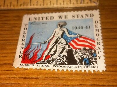 1940 1941 collectible seal stamp