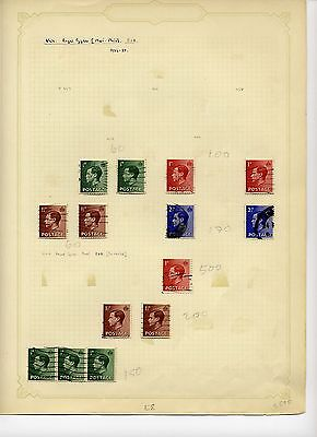 1936 - Definitives Selection